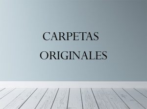 CARPETAS_ORIGINALES